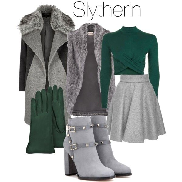 Slytherin Inspired Clothes For Teen Girls