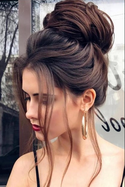60 Easy New Year's Eve Hairstyles 2021 - Plus Size Women Fashi