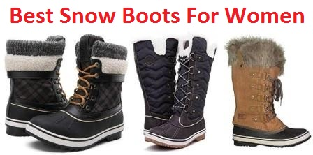 Top 15 Best Snow Boots For Women in 2020 | Travel Gear Zo