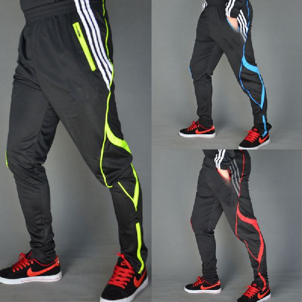 Mens Sports Trousers Manufacturer in Sialkot Pakistan by New Line .