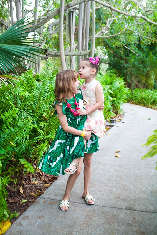 ANNA MARIA ISLAND - beautiful sister style for little girls, cute .