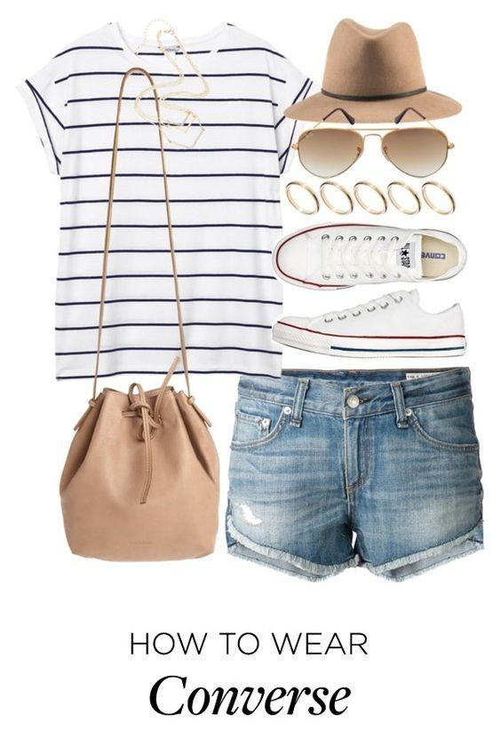 7 amazing spring break outfits to pack now | Spring outfits .