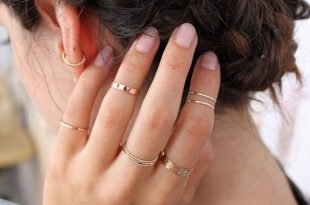 Help! I Have No Idea How to Stack My Rings | Jewelry accessories .
