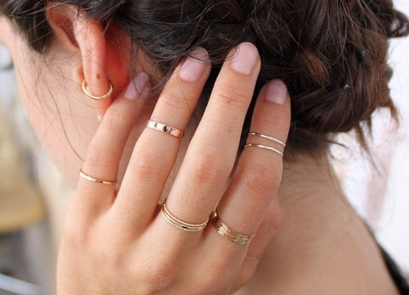 Stacked Jewelry Ideas