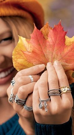 Pile on the rings! Which #JamesAvery rings do you stack? | James .