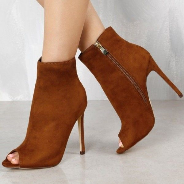 Stiletto boots for women