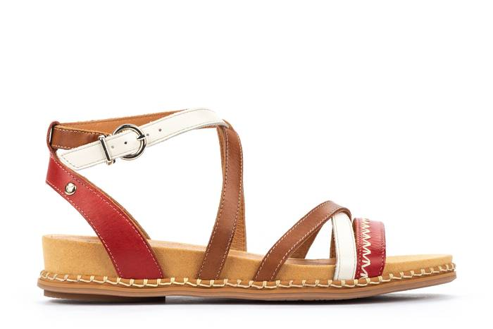 Women`s Leather Shoes MARAZUL W3F-0875C1 |OUTLET Pikolin