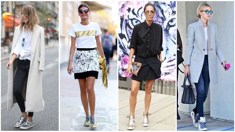 5 Coolest Women's Fashion Sneakers To Try - The Trend Spott
