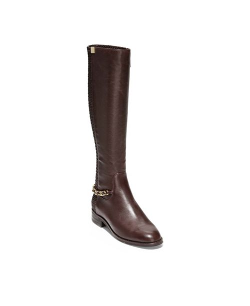 Stretch boots for women