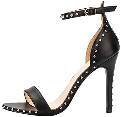 Studded pumps for women