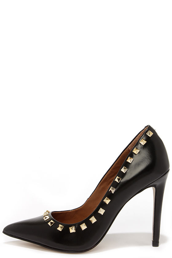 buy > steve madden black studded heels > Up to 68% OFF > Free shippi