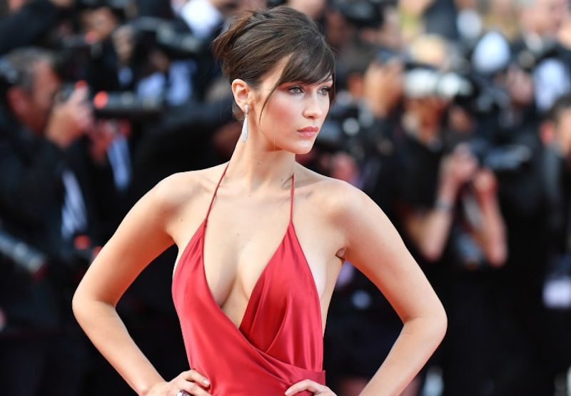 Stunning Looks from Cannes Film Festival   Lady in red, Star .