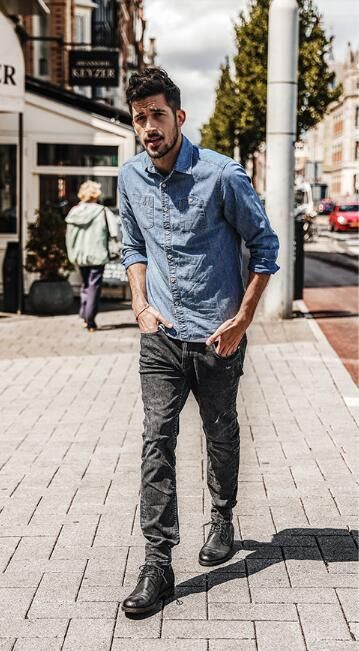 10 Latest Spring Outfit Ideas for Handsome Men | Spring outfits .