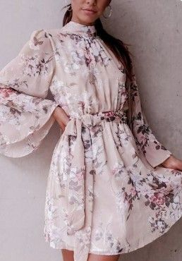 20 Stunning Spring Dresses Ideas You Can Copy Right Now | Ruhák, A .