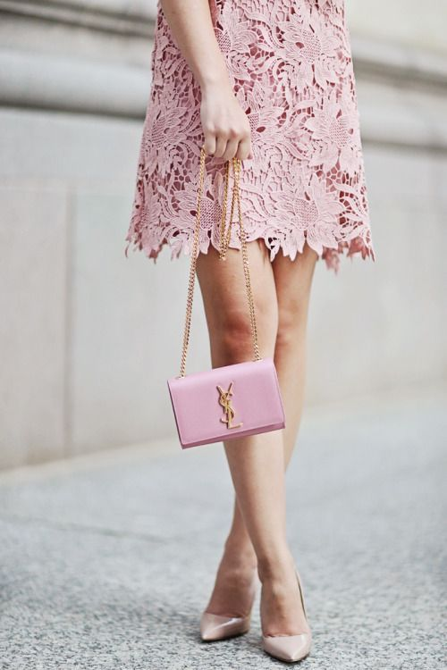 Style Inspiration with Pink Dress
