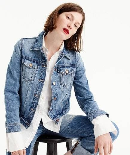 7 Stylish Denim Jackets to Wear With Any Outfit | Classic denim .