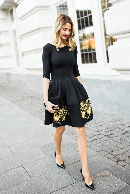 30 Cute And Festive Holiday Outfits   Be Daze Live   Stylish fall .