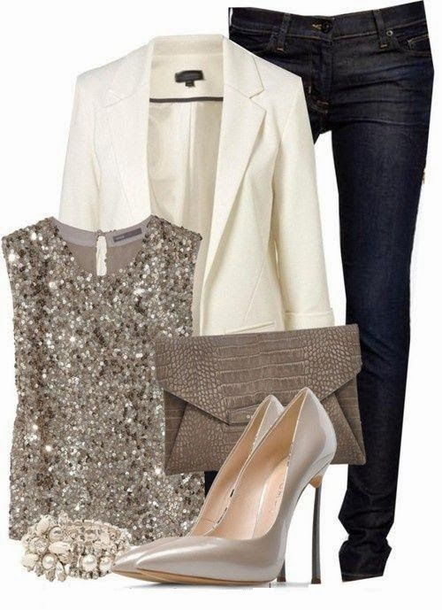 Holiday Outfit Ideas - Women's Fashion   Fashion, Classy outfits .