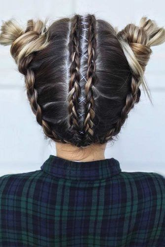 50 AMAZING BRAID HAIRSTYLES FOR PARTY AND HOLIDAYS .