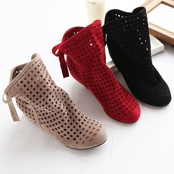 Summer boots for ladies