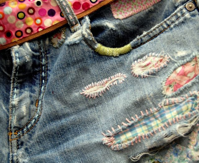By the Seat of My Pants ! "