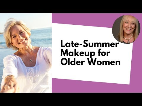 13 Late-Summer Makeup Tips for Older Women | Makeup tips for older .