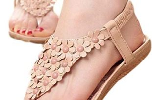Amazon.com: Women Summer Sandals,Todaies Women Summer Bohemia .