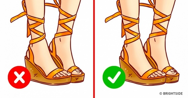 10 Mistakes We Make When Choosing Summer Shoes - CatchUp Viral Ne