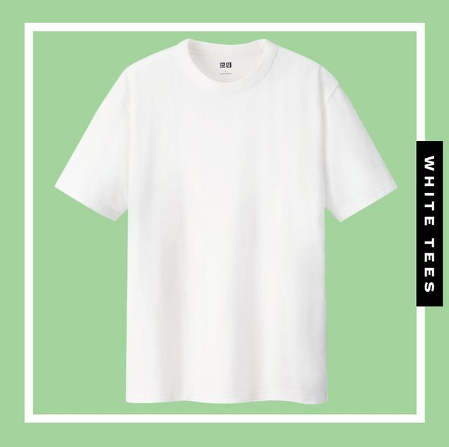 15 Best White T-Shirts For Any Budget - Best White Tees For M