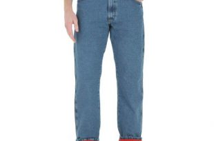 Wrangler Men's Thermal Jeans - 33213SW-32-30 | Blain's Farm & Fle