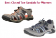 Best Closed Toe Sandals for Women In 2020 - Ultimate Guide .