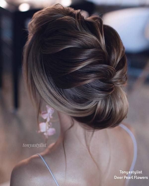 20 Drop-Dead Bridal Updo Hairstyles Ideas from Tonyastylist | Hair .