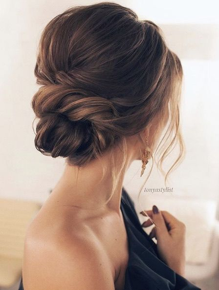 Wedding Hairstyle Inspiration - tonyastylist | Hair styles, Hair .