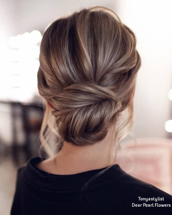 20 Drop-Dead Bridal Updo Hairstyles Ideas from Tonyastylist | My .