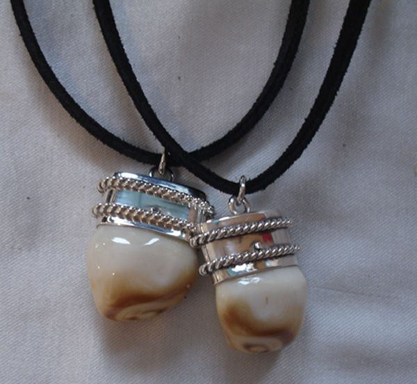 Elk Ivory Jewelry | Custom Gold and Silver Jewelry, Elk Tooth .