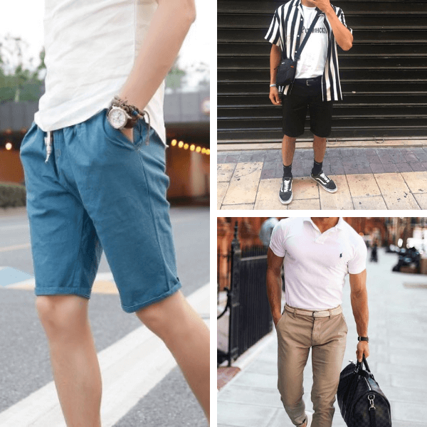 Men's Summer Fashion – Latest Trends in 20