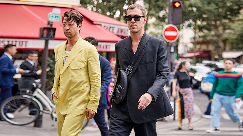 10 Top Fashion Trends from Men's Fashion Week S/S 20