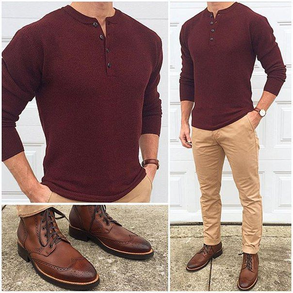 33 Best Men's Spring Casual Outfits Combination - vintagetopia .