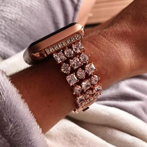 Shop beautiful Rose gold apple watch band straps, from quality .