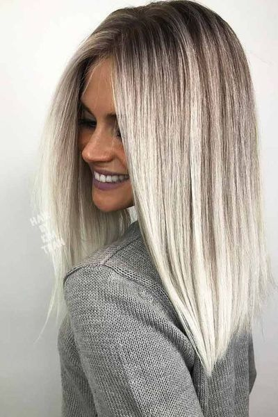 Top 10 Inspiring Long Bob Hairstyle Ideas to Motivate | Platinum .