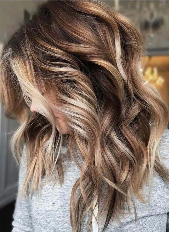 61 Top Trendiest Hair Color Ideas For Brunettes | Brunette .