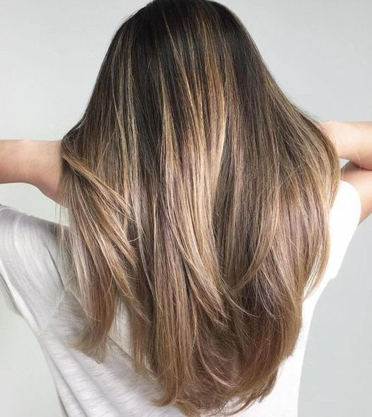 Outstanding Top 10 Trendiest Hair Color Ideas For Brunettes https .