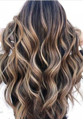 Top Trendiest Hair Color Ideas For Brunettes | Balayage brunette .