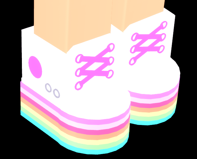 Pastel High Tops | Royale High Wiki | Fand