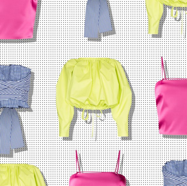 Tie Back Tops To Get You Ready For Summ