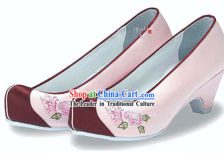 Traditional Korean Shoes for Wom