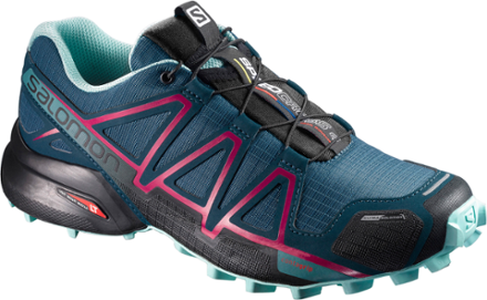 Used Salomon Speedcross 4 CS Trail-Running Shoes | REI Co-