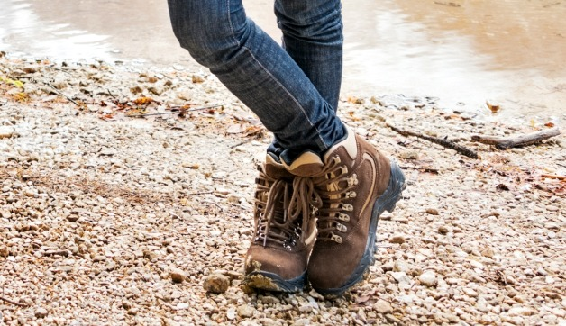 Trekking shoes for ladies