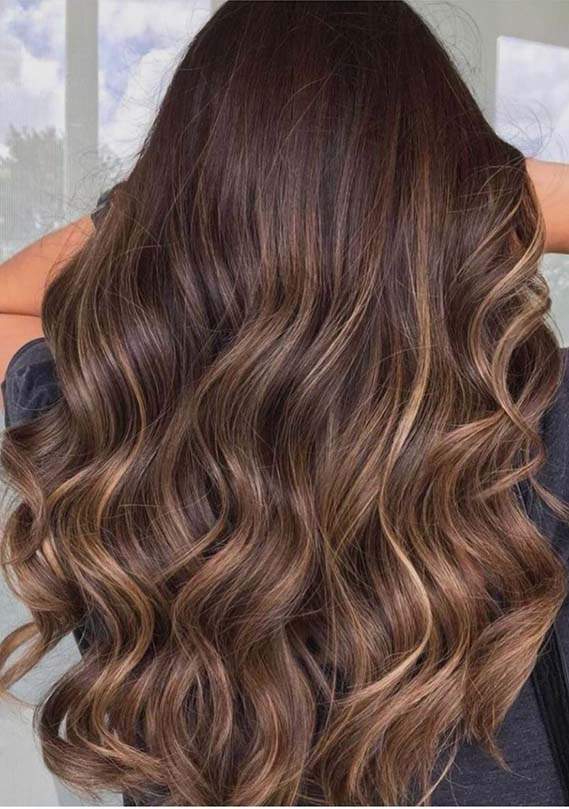 Best Of Brunette Balayage Hair Colors Trends for Women 2019 | Stylez
