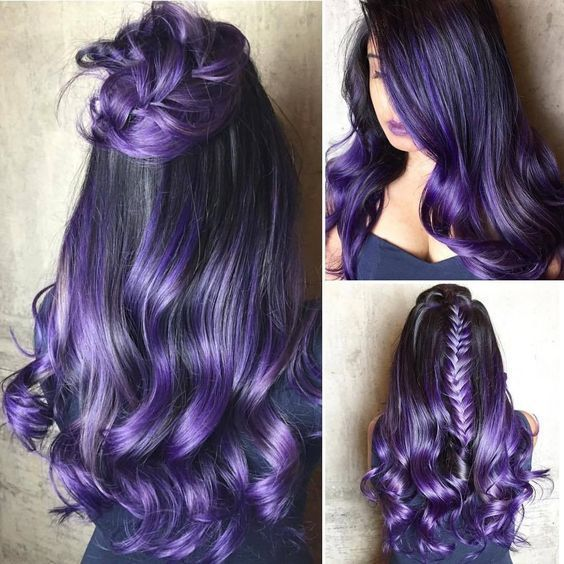 15 Inspired Trending Geode Hair Color Ideas in 2020 (With images .